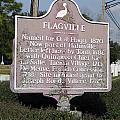 La-021 Flagville by Jason O Watson