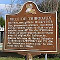 La-036 Ville De Thibodaux by Jason O Watson