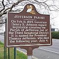 La-040 Jefferson Parish by Jason O Watson