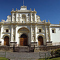 La Antigua Cathedral by Ty Lee