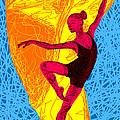 La Ballerina Du Juilliard by Kenal Louis