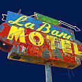 La Bank Motel by Larry Hunter