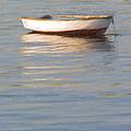 La Barque Au Crepuscule by Jean-Pierre Ducondi