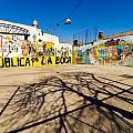 La Boca Graffiti by Jess Kraft