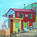 La Boca Morning I by Xueling Zou