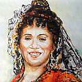 La Carmencita by Lucia Hoogervorst