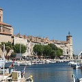 La Ciotat Harbor by Christiane Schulze Art And Photography