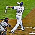 La Dodgers Matt Kemp by Florian Rodarte