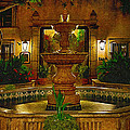 La Fuente At Tlaquepaque by Priscilla Burgers
