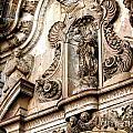 La Iglesia De La Compania  Quito Ecuador by Eleanor Abramson