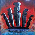 La Isla by Callan Art