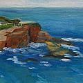 La Jolla Cove 023 by Jeremy McKay