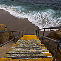 La Jolla Stairs 2 by John Daly