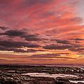 La Jolla Sunset 1 by Lee Kirchhevel