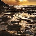 La Jolla Sunset 3 by Lee Kirchhevel