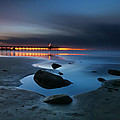 La Jolla Sunset 7 by Larry Marshall