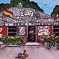 La Lechonera Restaurant Key West Florida by Lois    Rivera