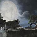 La Luna Bianca by Guido Borelli
