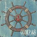 La Mer Compas by Debbie DeWitt