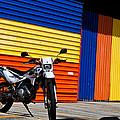 La Motocicleta by Melinda Ledsome