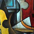 La Musique 1 by Valerie Vescovi
