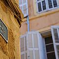 La Provence Windows by Hans Heinz
