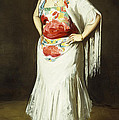 La Reina Mora by Robert Henri