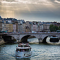 La Seine by Inge Johnsson