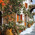 La Strada Al Sole by Guido Borelli