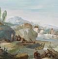 La Tebaide by Giuseppe Bernardino Bison