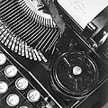La Tecnica - The Typewriter Of Julio by Tina Modotti