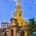 La Torre Del Reloj by Peter Santos