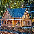 Lace House Blackhawk  Colorado by Jeff Black