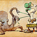 lacing up by Brian Kesinger