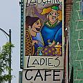 Ladies Cafe by Lord Frederick Lyle Morris - Disabled Veteran