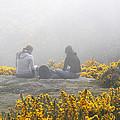 Dublin In The Mist by Aidan Moran