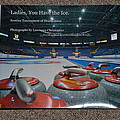 Ladies You Have The Ice - The 2009 Scotties Tournament Of Hearts by Lawrence Christopher