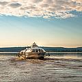 Ladoga Lake Transfer by Jenny Rainbow