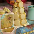 Laduree Macarons by Brian Jannsen