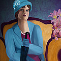 Lady Blue by Sydne Archambault