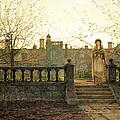 Lady Bountiful by John Atkinson Grimshaw