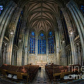 Lady Chapel At St Patrick's Catheral by Jerry Fornarotto