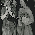 Lady Churchill Attends Nobel Prize Presentation In by Retro Images Archive