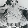Lady Diana A Chubby Two-year Old by Retro Images Archive