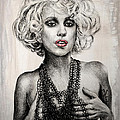 Lady Gaga by Andrew Read