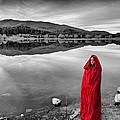 Lady In Red-2 by Okan YILMAZ