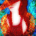 Lady In Red 2 by Lady Ex