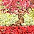 Lady In Red by Stefan Duncan