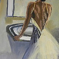 Lady In The Mirror by Pamela  Meredith