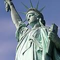 Lady Liberty 01 by Pamela Critchlow
